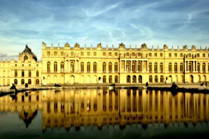 Венецианские гондолы привнесут в Версаль немного Италии